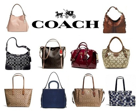 15 Best Old and New Models of Coach Bags for Ladies
