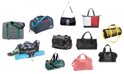15 Latest Fashion Branded Gym Bags in Trend 2017