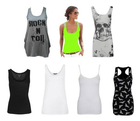 9 Best Casual Fashion Vest Tops Trends in 2017