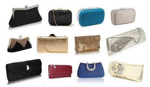 9 Simple Small Hand Clutch Bags in Different Models