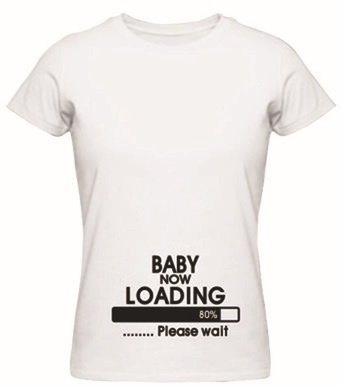 Baby Loading T- shirt