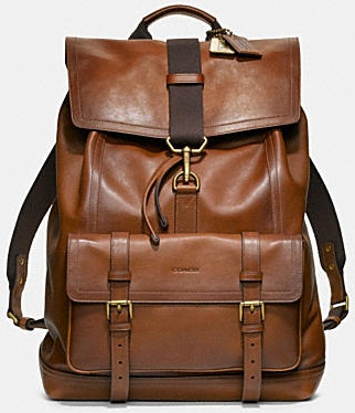 Backpacks Leather Bag