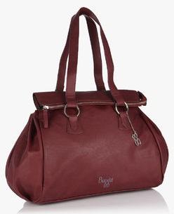 Baggit Women S Handbag In Wine Color