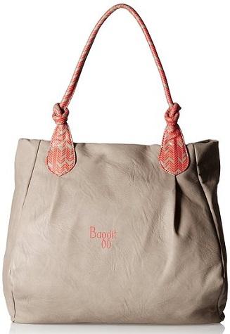 Baggit Women Bag In Khaki Color