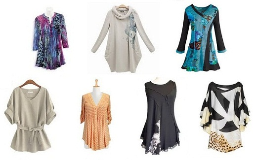 Best Indian Tunic Tops with Different Necks