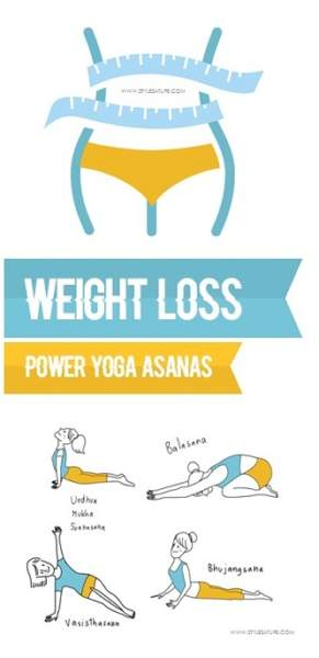 Best Power Yoga Poses For Weight Loss