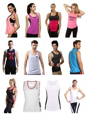 Best Sports Vests for Men and Women