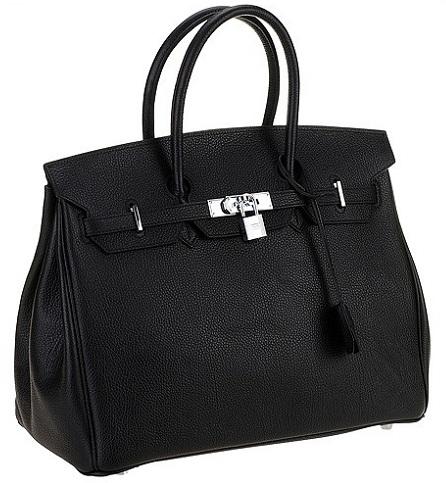 black-birkin-bag
