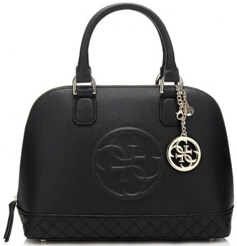 Black Mini Lock Bag