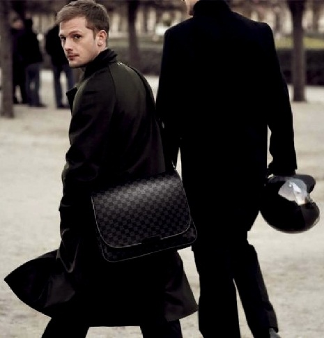 Black Satchel Bags for Men