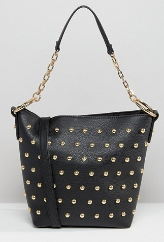 Black and Golden Bag