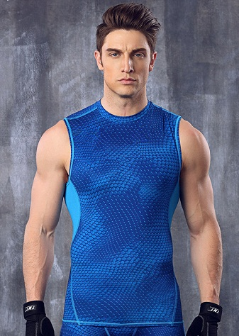 Body Fitted Gym Vest