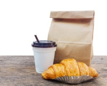 Breakfast Paper Bags