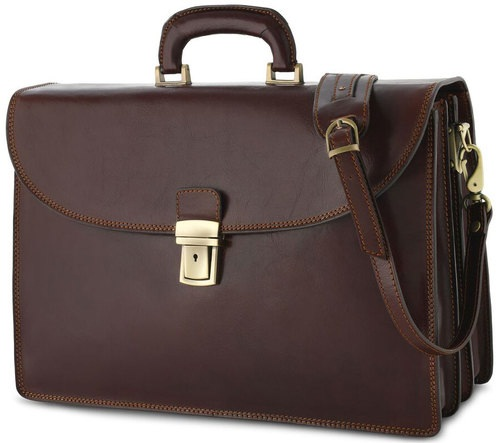 Briefcases Leather Bag