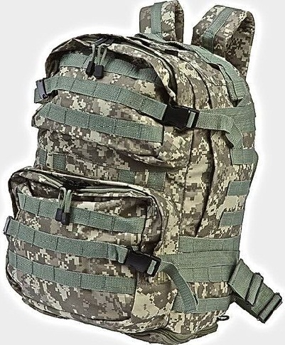 Camouflage Gear Bag
