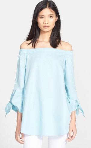 Captured Poplin Tunic-18