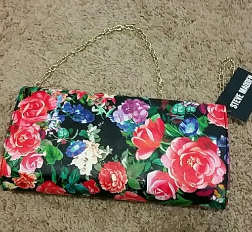 Clutch Steve Madden Bag