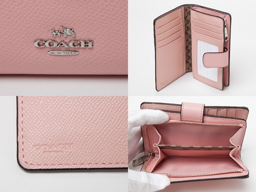 Coach Slim Wallet for Girls