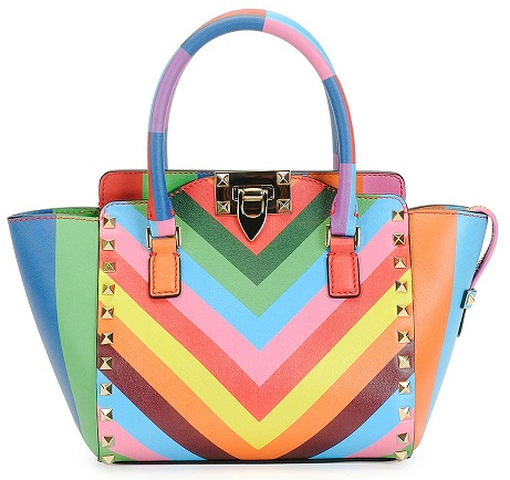 Colourful Valentino Bag