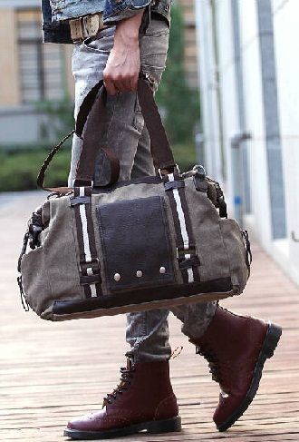 Compact Travel Bag for Men's -5