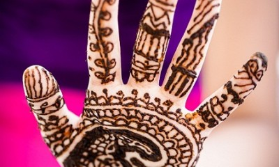 Decorative Arabic Mehndi Designs