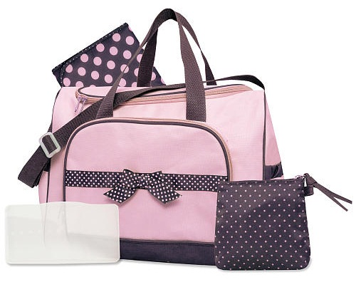 diaper bag with ribbon - Baby Diaper Bags