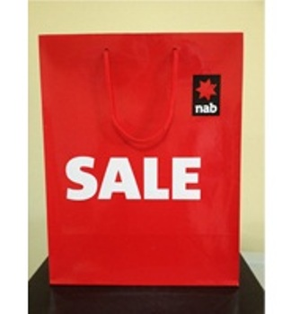 Discount Advertising Paper Bags
