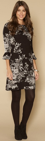 Dress Party Wear Tunic