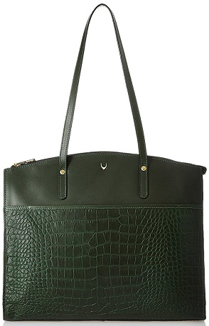 Emerald Coloured Women's Bag