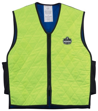 Evaporating Cooling Vest