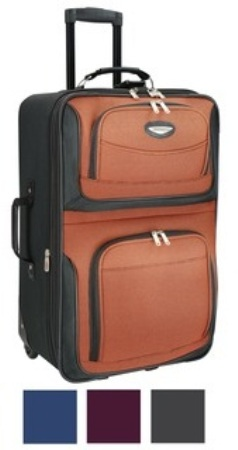 Expandable Luggage bag -22