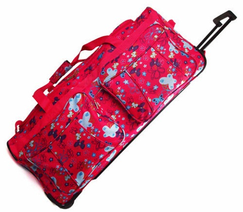 Fabric Luggage Bag -4