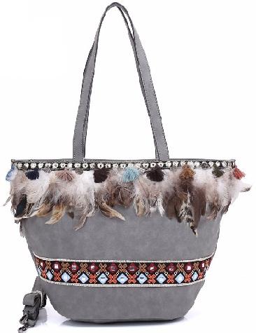 Fancy Bucket Style Handbag