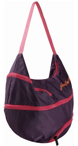 Fast Track Polyester Sling Bag for Girls