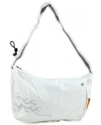 Fast Track White Handbag for Women's