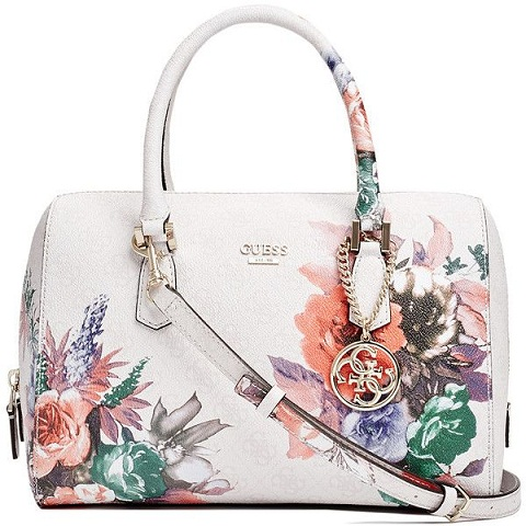 Floral Print Bags