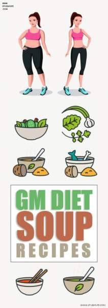 general motors diet soup