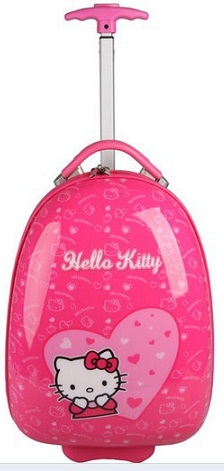 Hello Kitty Travel Bags for Young Girls -19