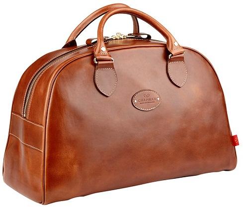 Holdalls Leather Bag