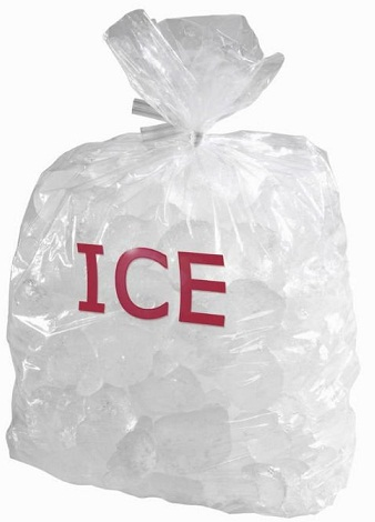 Ice Poly Bags
