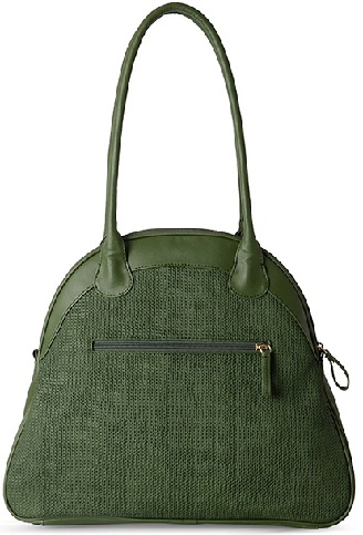 Jhuti Green Shoulder Bag