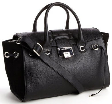 Jimmy Choo Black Bag