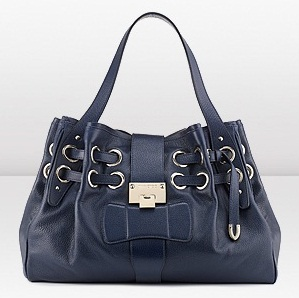 Jimmy Choo Leather Bag