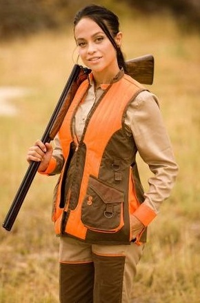 Ladies Hunting Vest