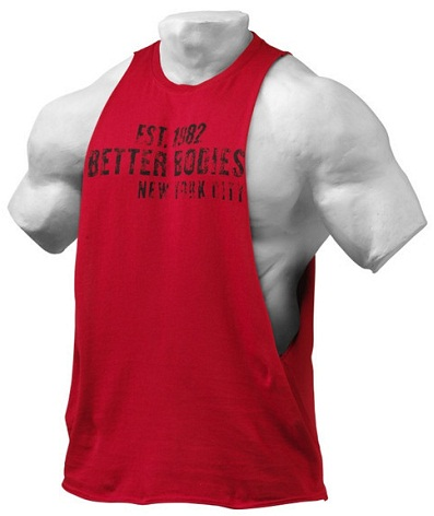 Large Arm Hole Gym Vest
