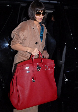 This Red Birkin Bags Is Made From Fine Leather And Pretty Giant In Size Making It Convenient To Carry All Your Personal Items One Bag