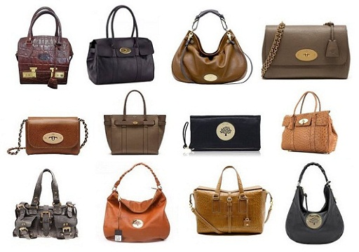 Latest Mulberry Bags in Different Sizes and Models