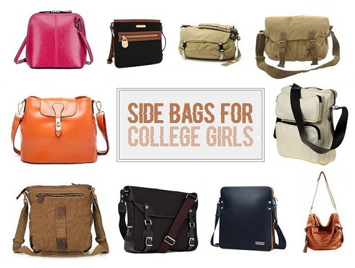 Latest One Side Bags for College Girls in India