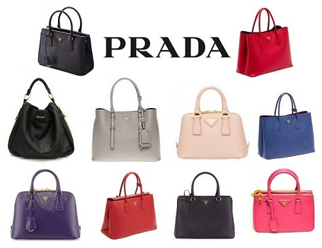 Latest Prada Handbags Models Collection 2017