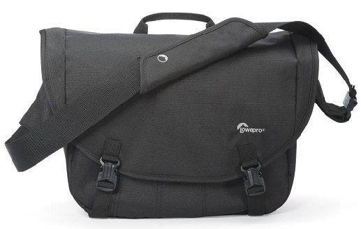 Lowe pro Passport Messenger Camera Bag (Black)
